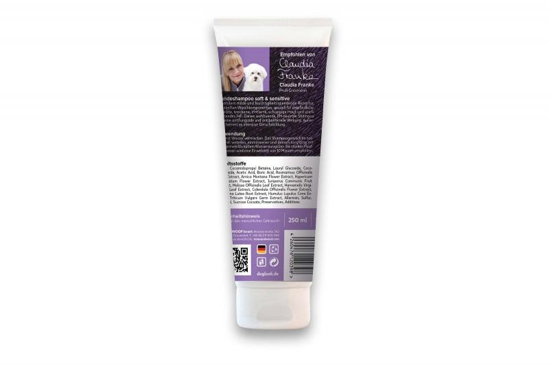 Hundeshampoo Soft & Sensitive