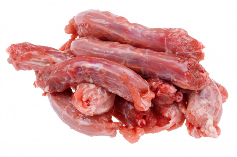 BARF Hühnerhälse