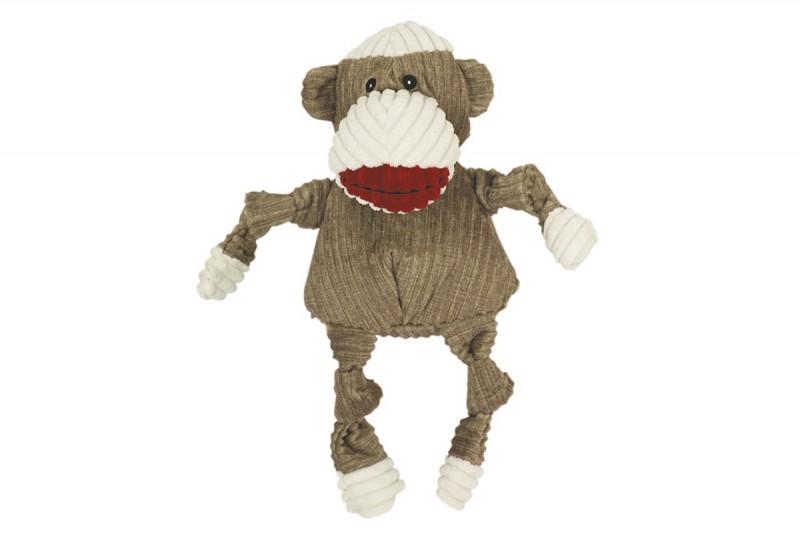 HuggleHounds - Sock Monkey Knottie