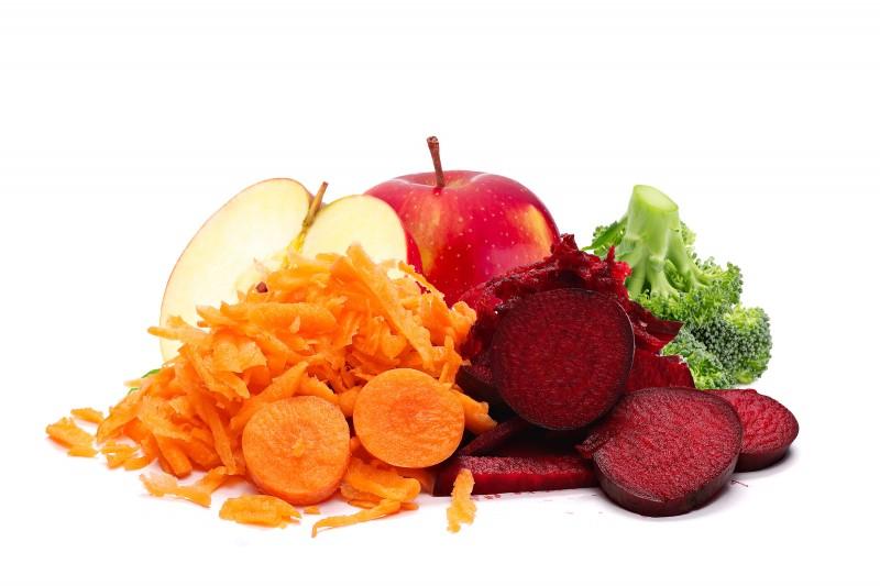 Fertigbarf Daily-Menü Hirsch und Gemüse (Scheiben)