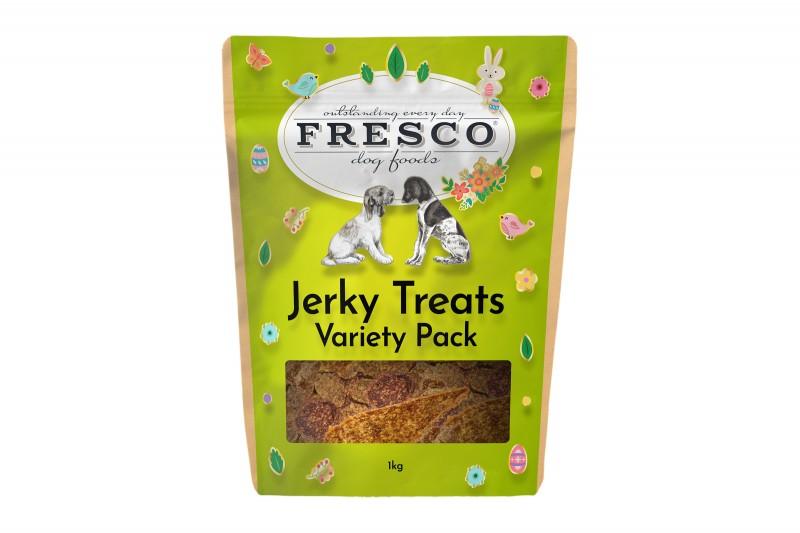 Jerky Treats Variety Pack