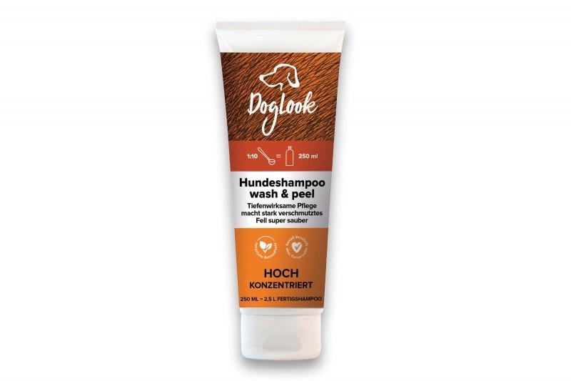 Hundeshampoo Wash & Peel