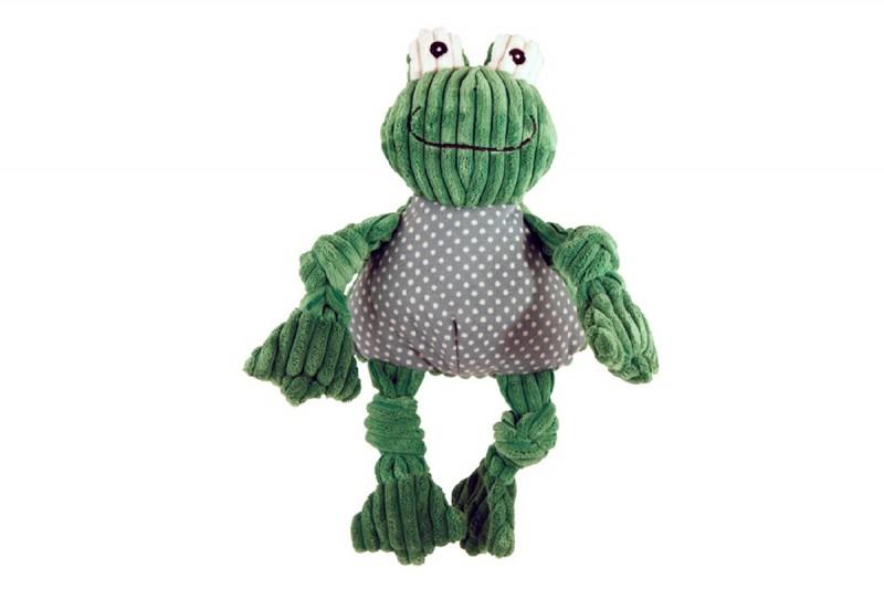 HuggleHounds - Frog Knottie