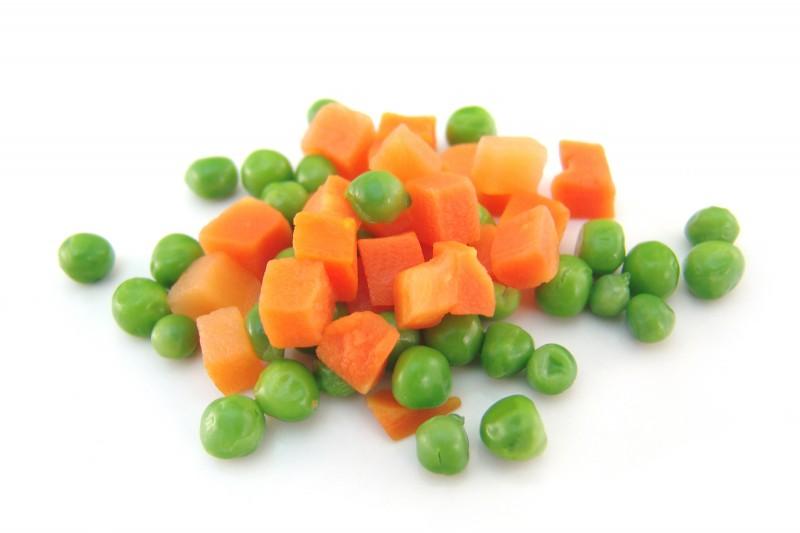 Fertigbarf Daily-Menü Rind und Gemüse (Scheiben)