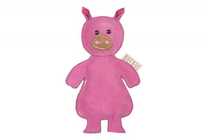 NUFNUF I Lederspielzeug I Schwein